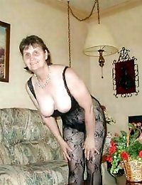 grannies being fucked in black stockings